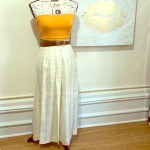 CHRISTIAN DIOR long skirt size 4